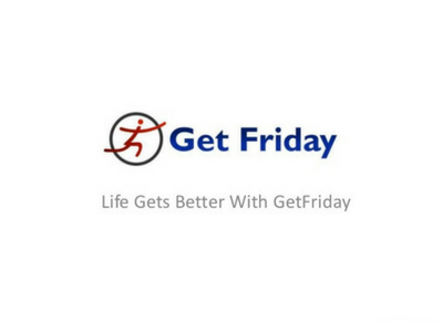 Get Friday logo