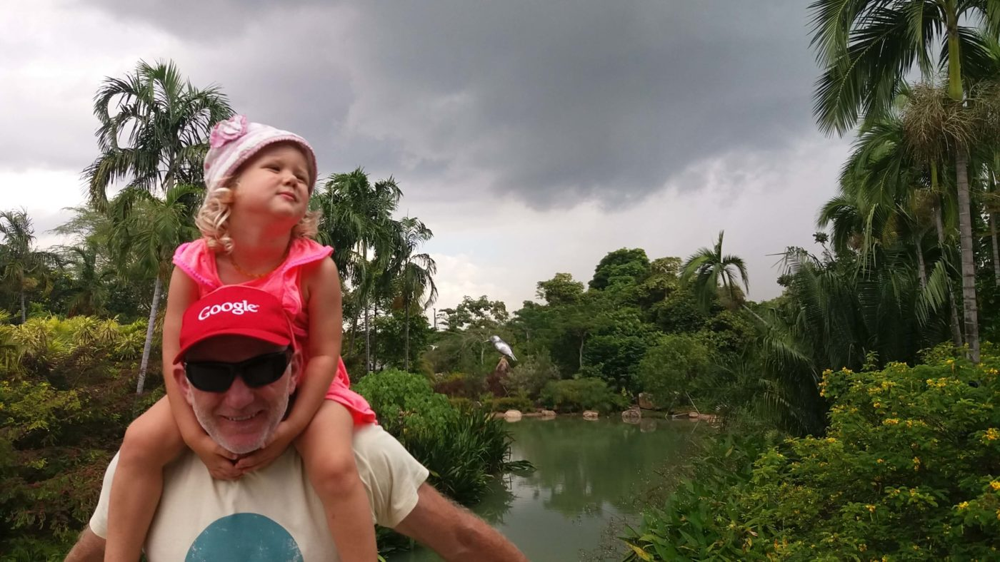 things to do with kids in Singapore
