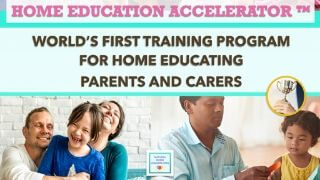 Home Education Accelerator - Main Title