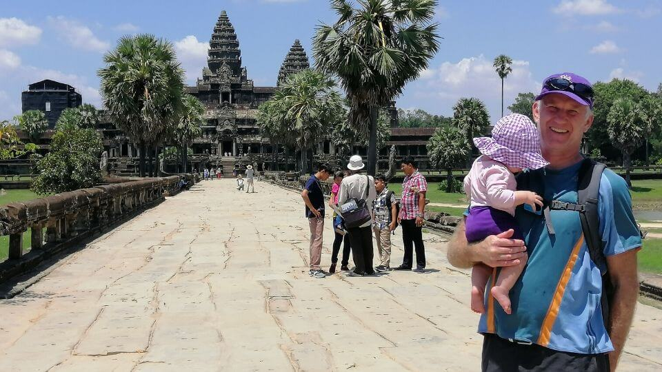 Best places to visit in Southeast Asia-Siem Reap-Angkor Wat-Colin and Romy