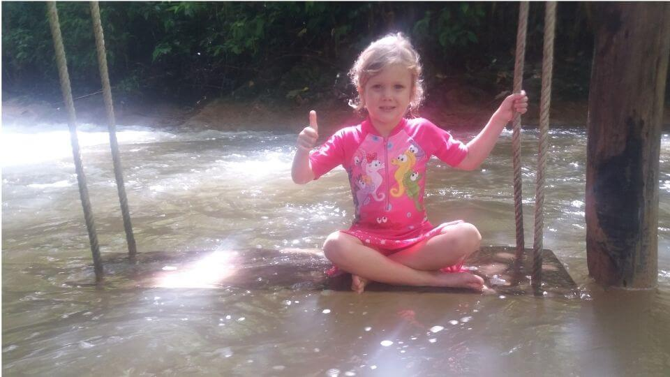 Worldschooling and slow traveling in SouthEast Asia-Luang Prabang, Laos-Ayla