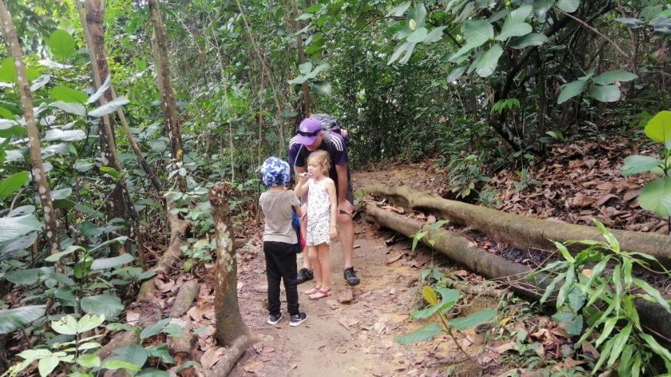 Worldschooling and slow travel SouthEast Asia- slightly off the beaten track with kids