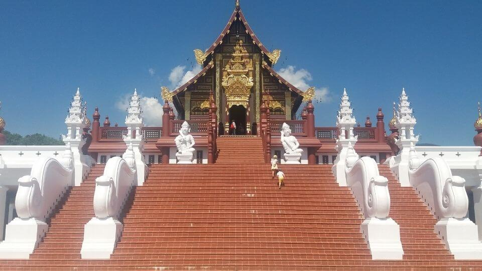 Best places to visit in Southeast Asia-Chiang Mai -Royal Park Rajapruek Temple-cover image
