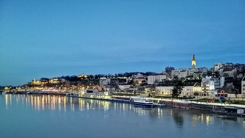 Things to do in Belgrade-river-cover image
